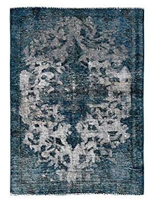 Kalaty One-of-a-Kind Pak Vintage Rug, Blue, 2' 9