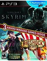 The Elder Scrolls: V:Skyrim & Bioshock Infinite Bundle - PlayStation 3