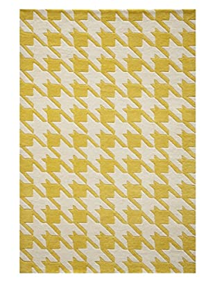 Momeni Delhi Collection Rug, Yellow, 3' 6