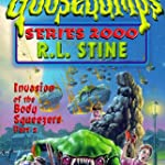 Invasion of the Body Squeezers Part - 2 (Goosebumps Series 2000 - 5)