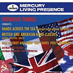 Hands Across Sea / British & American Band Classic