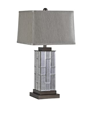 Serena Table Lamp, Grey
