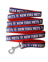 Pets First MLB New York Mets Pet Leash, Large