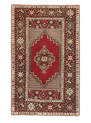 Rug Republic One Of A Kind Turkish Anatolian Hand Knotted Rug, Multi, 3' 6