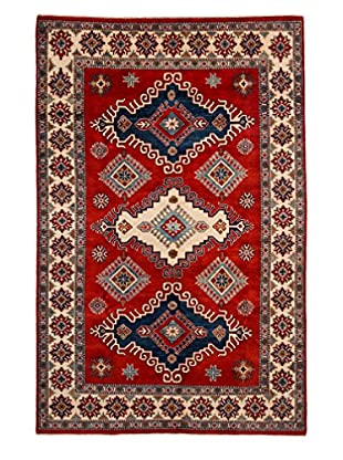 Darya Rugs Kazak Oriental Rug, Red, 5' 10