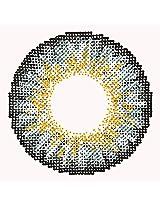 Jacomo Netra Aura Conventional 2-Hema Co-polymer Grey Yearly Contact Lens Power: 0