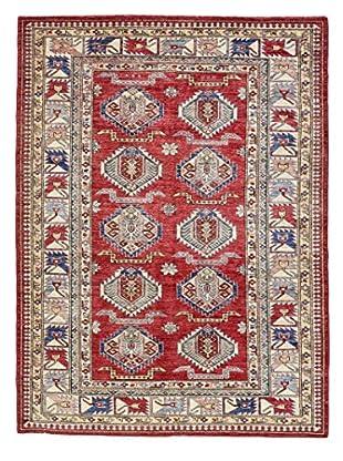 Bashian Rugs Fine Kazak Rug, Red, 5' 9