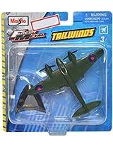 Maisto De Havilland Mosquito FB Mark VI Die Cast Toy Model (Green)