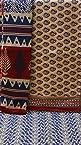 Rajasthani Handblock Prints dress material Beige