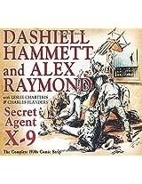 Secret Agent X-9 (The Library of American Comics)