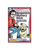 Mindware Benjamin'S Mystery Deck, Multi Color