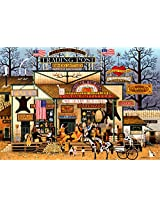 Buffalo Games Charles Wysocki: Timberline Jack's Large Jigsaw Puzzle (300 Piece)