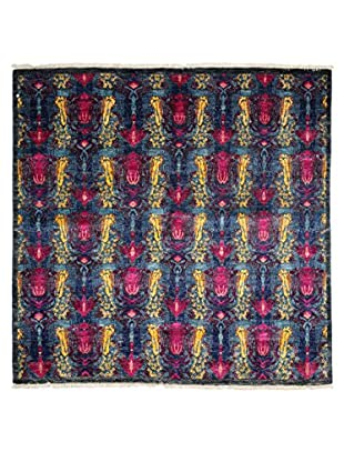 Darya Rugs Suzani Oriental Rug, Pink, 5' 10