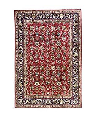 L'EDEN DEL TAPPETO Alfombra M.Tabriz Rojo/Multicolor 217 x 310 cm