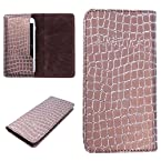 DooDa PU Leather Case Cover For Idea Aurus 4