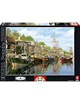 Educa Kids Harbour Puzzle (2000-Piece)