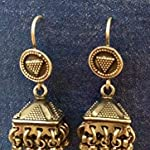 92.5 sterling silver jhumkis