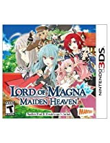 Lord of Magna Maiden Heaven [Nintendo 3DS] (NTSC - US Version)