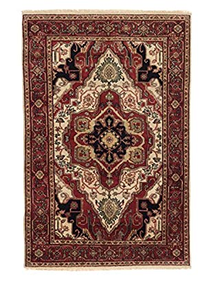 eCarpet Gallery One-of-a-Kind Hand-Knotted Serapi Heritage Rug, Red, 5' 8