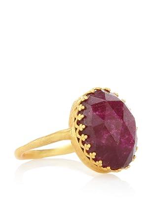 Kevia Rococo Ruby Ring