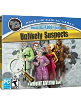 Unlikely Suspects Jewel Case (PC)