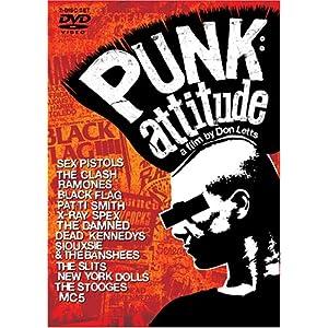 PUNK:ATTITUDE パンク:アティテュードの画像