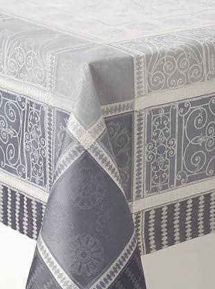 Garnier-Thiebaut Tuileries Tablecloth (Argent)