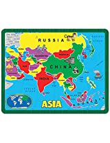 Continent Puzzle - Asia (26 Piece)