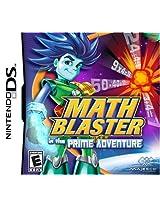 Math Blaster Prime Adventure (Nintendo DS) (NTSC)
