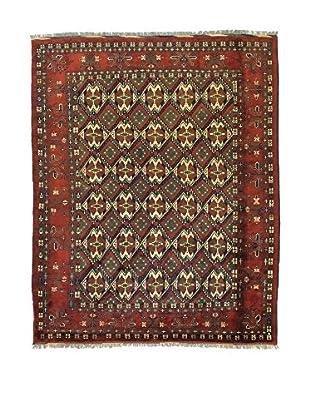 L'Eden del Tappeto Teppich Uzebekistan rot/mehrfarbig 297t x t250 cm