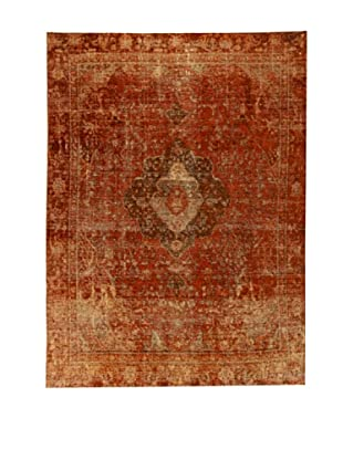 Design Community by Loomier Alfombra Revive Vintage Teja 377 x 277 cm