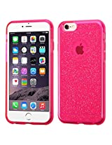 MyBat Cell Case for Apple iPhone 6 Plus/6s Plus - Retail Packaging - Pink/Transparent