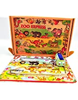Zoo Express Classic Wind Up Zoo Set