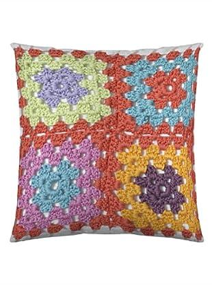 Hook Up Funda de Cojín Cuento Iris (Multicolor)
