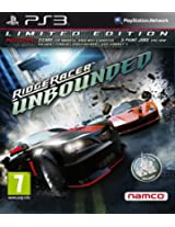 Ridge Racer Unbounded LE PS3