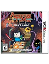 Adventure Time: Explore the Dungeon Because I Don't Know (Nintendo 3DS) (NTSC)