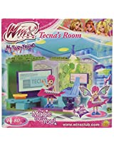 Cobi Winx Club Tecnas Room - 80 Building Bricks