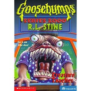 Creature Teacher (Goosebumps Series 2000 #03)
