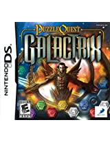 Puzzle Quest Galactrix - Nintendo DS