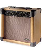 Stagg 15 AA DR 15-Watt Acoustic Guitar Amplifier with Digital Reverb