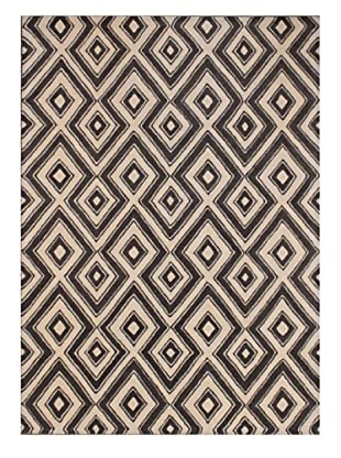 Mili Designs NYC Diamonds Rug, 5' x 8'