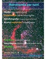 Astronomia per tutti: volume 11