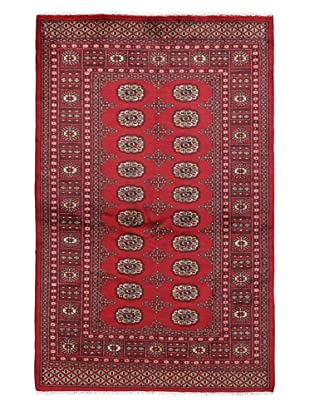 Momeni One of Kind Bokhara Hand Knotted, 4'2