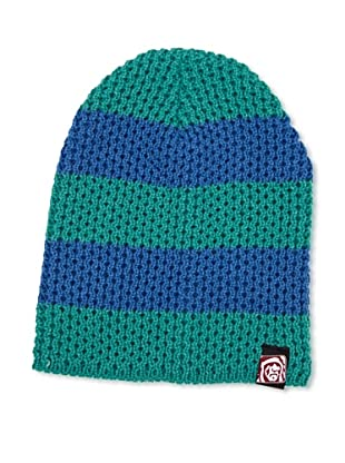 The Indian Face Gorro Brevard (Verde / Azul)