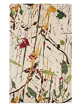 Soho Rugs Splatter (Ivory/Multi)