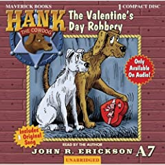 The Valentine's Day Robbery (Hank the Cowdog)