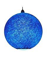 SALEBRATIONS HANGING BALL LAMP SHADES WITH YARN
