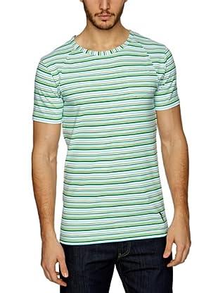 Villain Camiseta Stevie (Verde)