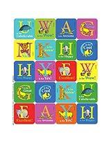 Eureka Dr. Seuss ABC Theme Stickers