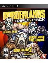 Borderlands Triple Pack
